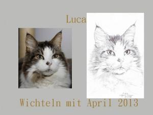Luca und Orginal